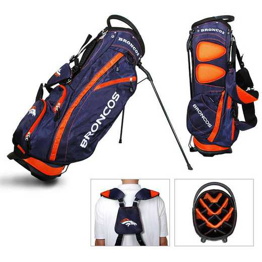 30828: Fairway Golf Stand Bag Denver Broncos